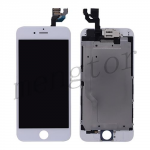 LCD with Touch Screen Digitizer, Frame and Front Camera for iPhone 6 (4.7 inches) (Generic)-White