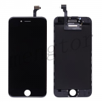 LCD with Touch Screen Digitizer with Frame for iPhone 6 (4.7 inches)  (High Quality) -Black