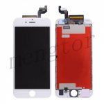 LCD Screen Display with Touch Digitizer Panel and Frame for iPhone 6S (4.7 inches)  (Generic)  - White