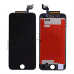 LCD Screen Display with Touch Digitizer Panel and Frame for iPhone 6S (4.7 inches)  (High Quality)  - Black