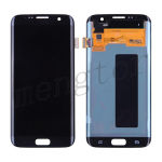 LCD Screen Display with Touch Digitizer Panel for Samsung Galaxy S7 Edge G935/ G935F/ G935A/ G935V/ G935P/ G935T/ G935R4/ G935W8 (for SAMSUNG)  - Black