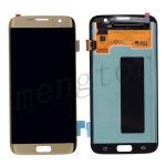 LCD Screen Display with Touch Digitizer Panel for Samsung Galaxy S7 Edge G935/ G935F/ G935A/ G935V/ G935P/ G935T/ G935R4/ G935W8 (for SAMSUNG)  - Gold
