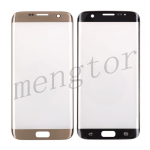 Front Screen Glass Lens for Samsung Galaxy S7 Edge G935/ G935F/ G935A/ G935V/ G935P/ G935T/ G935R4/ G935W8 (for SAMSUNG)  (Super High Quality)  - Gold