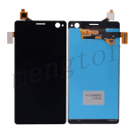 LCD Screen Display with Digitizer Touch Panel for Sony Xperia C4 E5303/ E5306/ E5353 (for SONY)  - Black