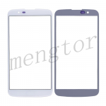 Front Screen Glass Lens for LG K10 K410/ K420/ K430 (for LG)  - White