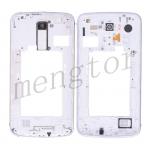 Backplate Rear Housing with Power & Volume Button Connector, Camera Lens and Loudspeaker Ringer for LG K10 K410/ K420/ K430 - White