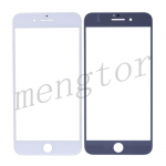 Front Screen Glass Lens for iPhone 7 Plus (5.5 inches)  - White