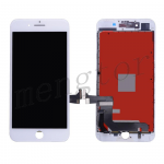 LCD Screen Display with Touch Digitizer Panel and Frame for iPhone 7 Plus (5.5 inches)  (High Quality)  - White
