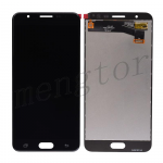 LCD Screen Display with Digitizer Touch Panel Assembly for Samsung Galaxy J7 Prime G610F G610K G610L G610S G610Y, On Nxt G610FZ (for Samsung)  - Black
