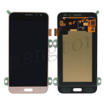 LCD Screen Display with Digitizer Touch Panel for Samsung Galaxy Express Prime J320A, Amp Prime J320AZ, J3 2016, J3 V 2016 J320V - Gold