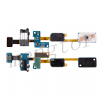 Earphone Jack with Home Button Flex Cable for Samsung Galaxy J7 Prime G610F G610K G610L G610S G610Y, On Nxt G610FZ