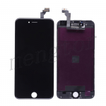 LCD with Touch Screen Digitizer with Frame for iPhone 6 Plus (5.5 inches)  (Generic S)  - Black