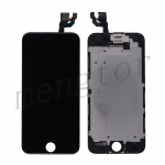 LCD with Touch Screen Digitizer, Frame and Front Camera for iPhone 6 (4.7 inches)  (Generic S)  - Black