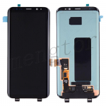 LCD Screen Display with Digitizer Touch Panel for Samsung Galaxy S8 Plus G955 - Black