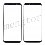 Front Screen Glass Lens for Samsung Galaxy S8 G950 - Black