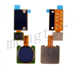Home Button Key with Flex Cable for LG V10 H900/ H901 - Blue