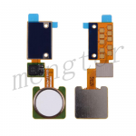 Home Button Key with Flex Cable for LG V10 H900/ H901 - White