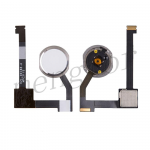 Home Button Connector with Flex Cable Ribbon for iPad Pro (12.9 inches) 1st Gen - Silver