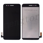 LCD Screen Display with Digitizer Touch Panel for LG Phoenix 3 M150/ LG Fortune M153(for LG) - Black