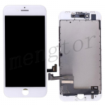 LCD Screen Display with Touch Digitizer Panel and Frame for iPhone 8 (4.7 inches) (Super High Quality) - White