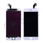 LCD with Touch Screen Digitizer with Frame for iPhone 6 Plus (5.5 inches) (Generic Plus) - White