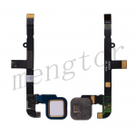 Home Button with Flex Cable for Motorola Moto Z Play Droid XT1635-01/ XT1635-02/ XT1635-03 - White