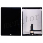 LCD Screen Display with Digitizer Touch Panel and Mother Board for iPad Pro (12.9 inches) 1st Gen - Black