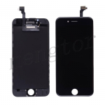 LCD with Touch Screen Digitizer with Frame for iPhone 6 (4.7 inches)(Generic Plus)  - Black