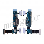 Charging Port with Flex Cable ,Home Button Connector, Mic and Sensor Key Flex Cable for Samsung Galaxy S5 G900T