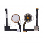 Home Button Connector with Flex Cable Ribbon for iPad Pro (12.9 inches) 1st Gen - Gold