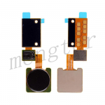 Home Button Key with Flex Cable for LG V10 H900/ H901 - Black