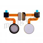 Home Button With Flex Cable for LG V30/ V30S/ V35 ThinQ H930 H931 H932 US998 VS996 - White