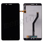 LCD Screen Display with Digitizer Touch Panel for ZTE ZMax Pro 2/ Blade Z Max Z982 - Black