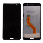 LCD Screen Display with Touch Digitizer Panel for HTC U11 - Black