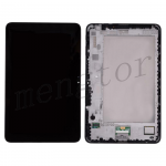 LCD Screen Display with Digitizer Touch Panel and Frame for LG G Pad X 10.1 V930(for LG ) - Black