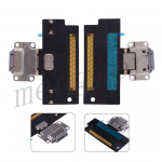 Charging Port with Flex Cable for iPad Pro (10.5 inches) - Gray
