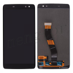 LCD Screen Display with Digitizer Touch Panel for BlackBerry DTEK60 - Black