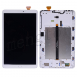 LCD Screen Display with Digitizer Touch Panel and Frame for Samsung Galaxy Tab A 10.1 T580 T585(for Samsung) - White