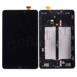 LCD Screen Display with Digitizer Touch Panel and Frame for Samsung Galaxy Tab A 10.1 T580 T585(for Samsung) - Black