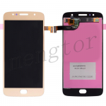 LCD Screen Display with Digitizer Touch Panel for Motorola Moto G5S XT1793 XT1794(for moto) - Gold
