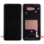 LCD Screen Display with Touch Digitizer Panel and Frame for LG V30/ V30S/ V35 ThinQ H930 H931 H932 US998 VS996 - Black