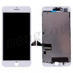 LCD Screen Display with Touch Digitizer Panel and Frame for iPhone 7 Plus (5.5 inches)  (Generic Plus)  - White