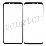 Front Screen Glass Lens for Samsung Galaxy S9 Plus G965 - Black