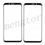 Front Screen Glass Lens for Samsung Galaxy S9 G960 - Black