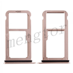 Sim Card Tray and SD Card Tray for Huawei Mate 10 - Gold