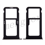 Sim Card Tray and SD Card Tray for Huawei Mate 10 - Black