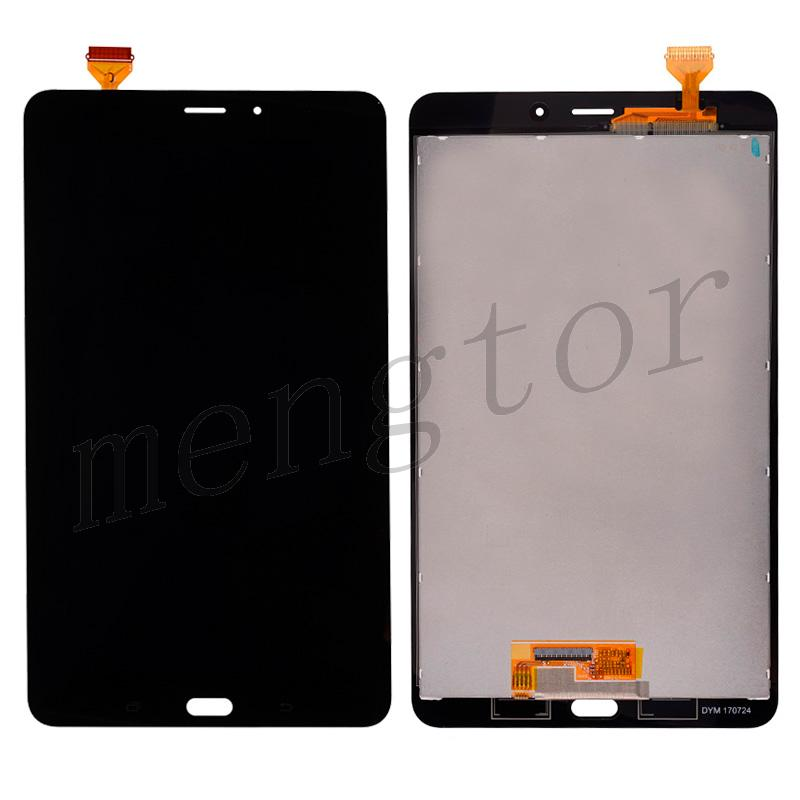 LCD Screen Display with Digitizer Touch Panel for Samsung Galaxy Tab A(2017) T385(for SAMSUNG)- Black