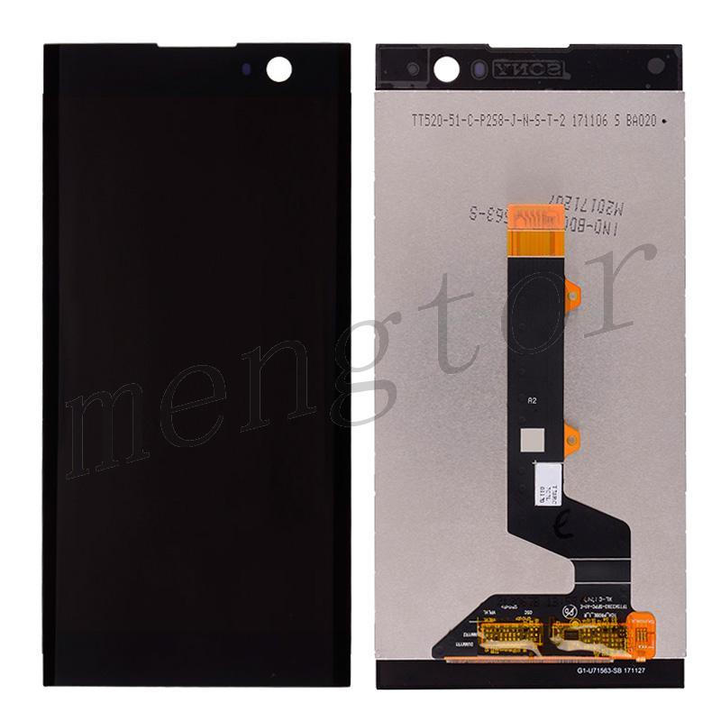 LCD Screen Display with Touch Digitizer Panel for Motorola Moto Z2 Play XT1710 - Black