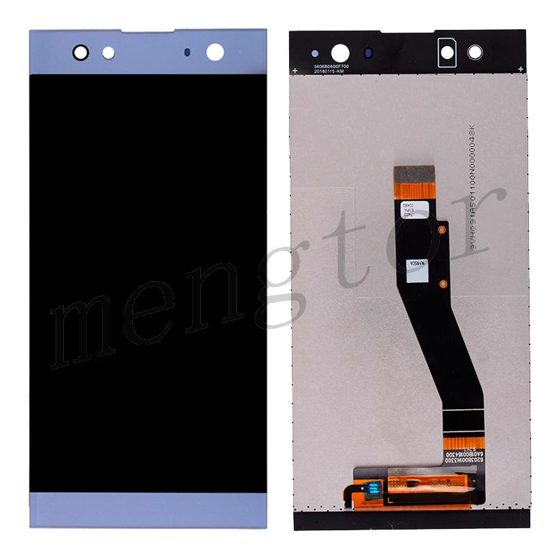 LCD Screen Display with Digitizer Touch Panel for Sony Xperia XA2 Ultra(for Sony) - Blue