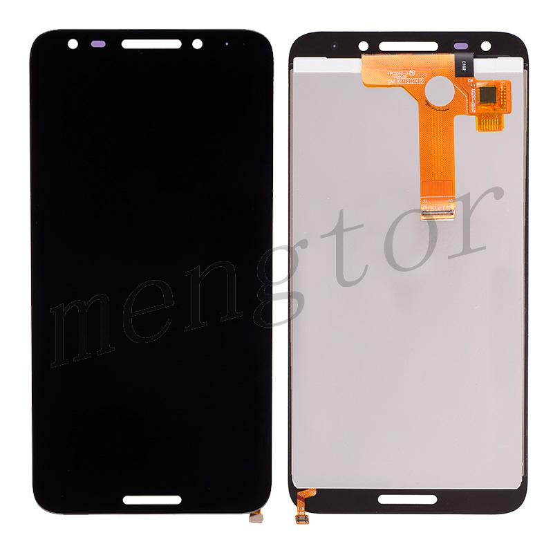 LCD Screen Display with Touch Digitizer Panel for Alcatel A30 Fierce 5049Z - Black